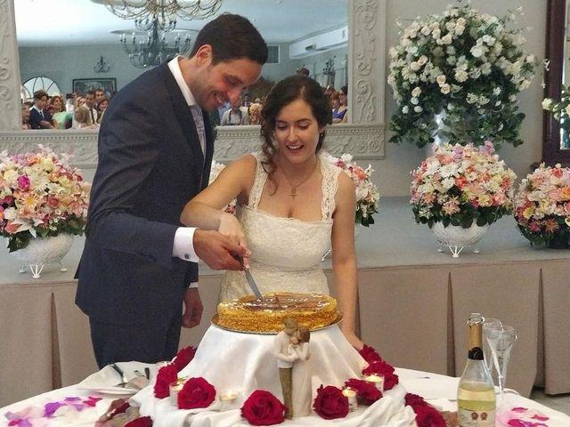 La boda de José Carlos y Alicia en Espartinas, Sevilla 1