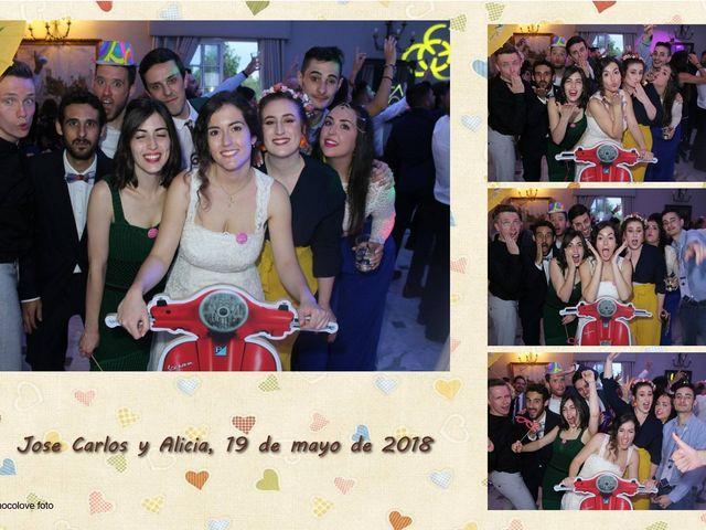 La boda de José Carlos y Alicia en Espartinas, Sevilla 2
