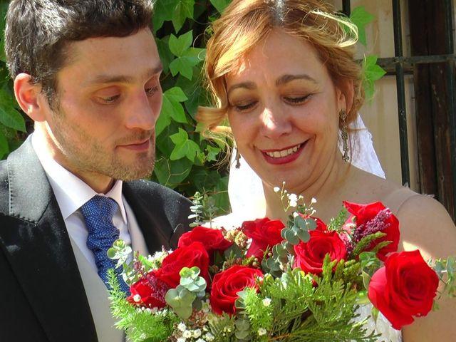 La boda de Virginia y Iker