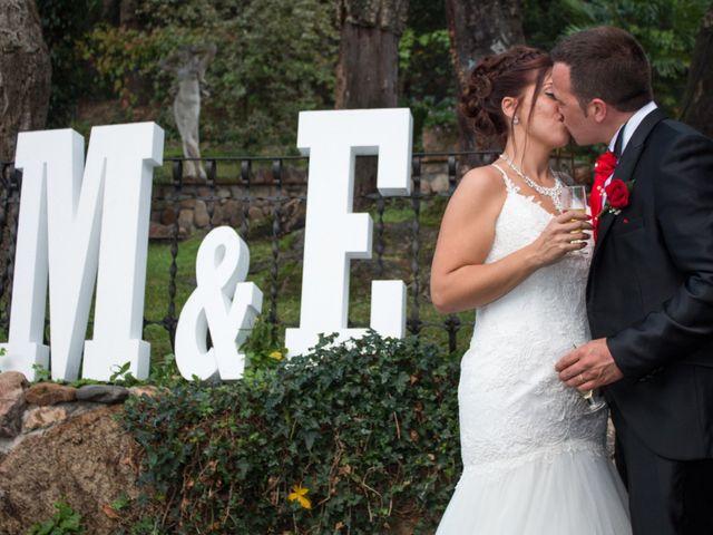 La boda de Mónica y Enric