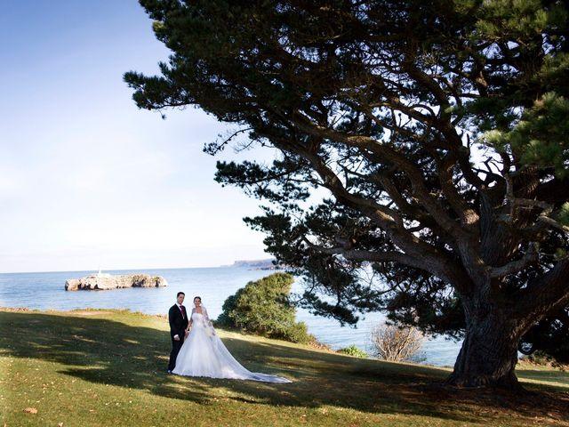 La boda de Dany y Bea en Isla, Cantabria 43