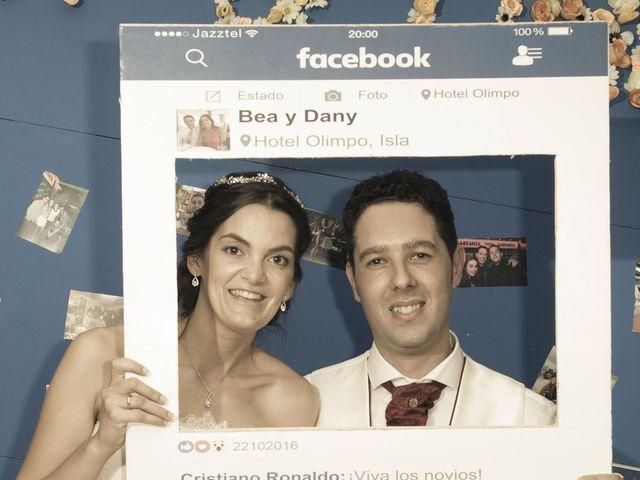 La boda de Dany y Bea en Isla, Cantabria 80