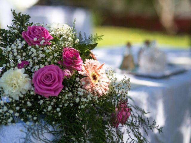 La boda de Jesús  y Lorena en Bollullos Par Del Condado, Huelva 3