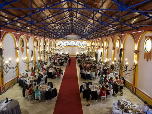 La boda de Jesús  y Lorena en Bollullos Par Del Condado, Huelva 5