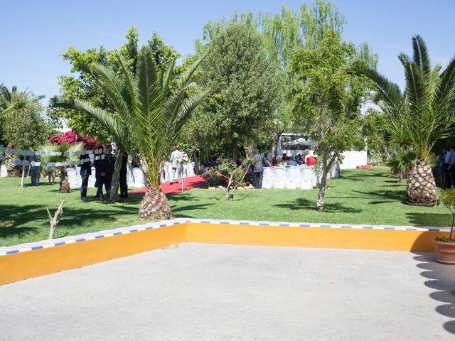 La boda de Jesús  y Lorena en Bollullos Par Del Condado, Huelva 6