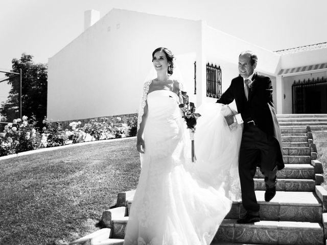 La boda de Julián y Mª Carmen en San Lorenzo De El Escorial, Madrid 4