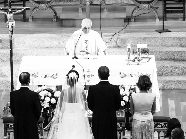 La boda de Julián y Mª Carmen en San Lorenzo De El Escorial, Madrid 5