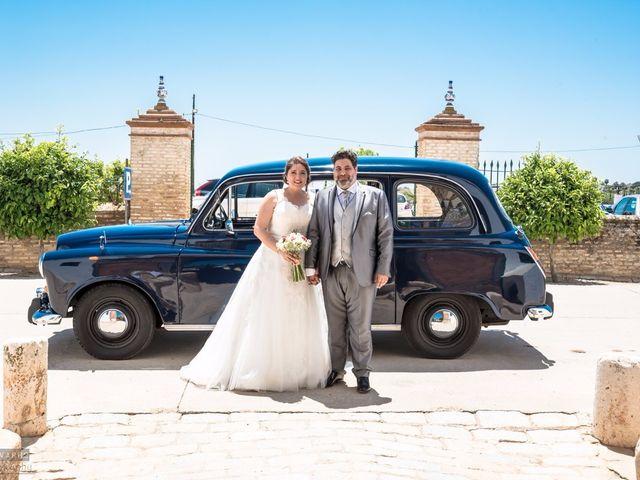 La boda de Conchi y Joaquín