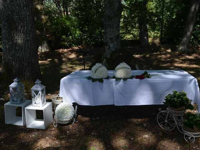 La boda de Enrique  y Susana  en Ferreira De Panton (Sta Maria), Lugo 2