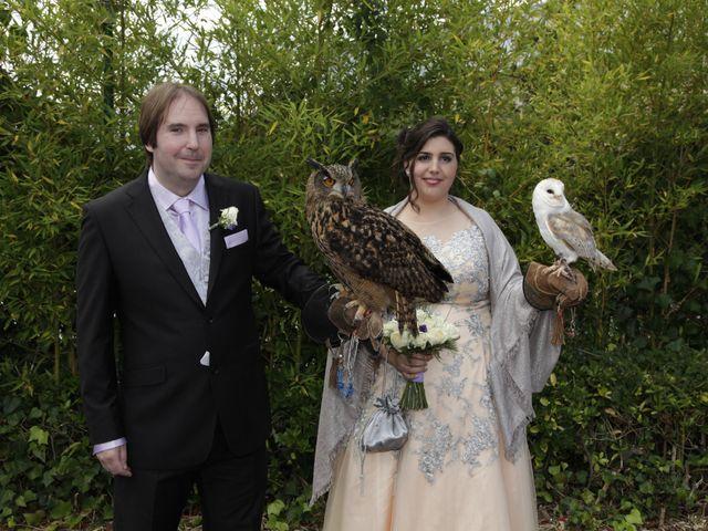 La boda de Olatz y Jorge