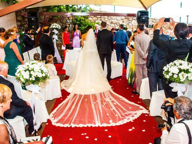 La boda de Nacho y Iria en A Coruña, A Coruña 1