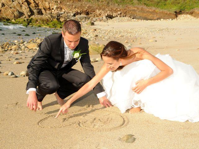 La boda de Nacho y Iria en A Coruña, A Coruña 16