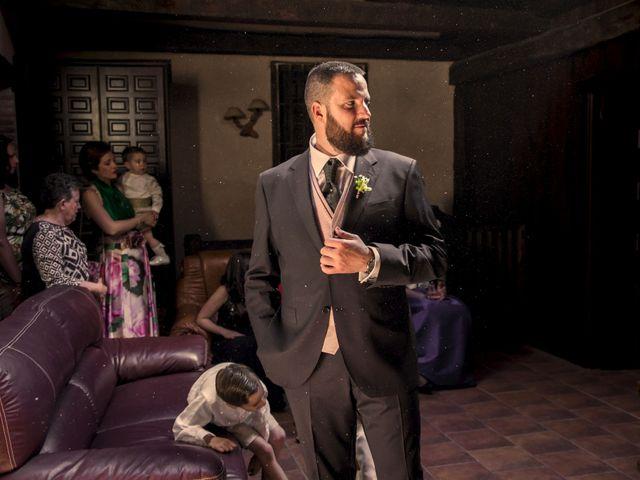 La boda de Domingo y Sara en Campillo De Altobuey, Cuenca 4
