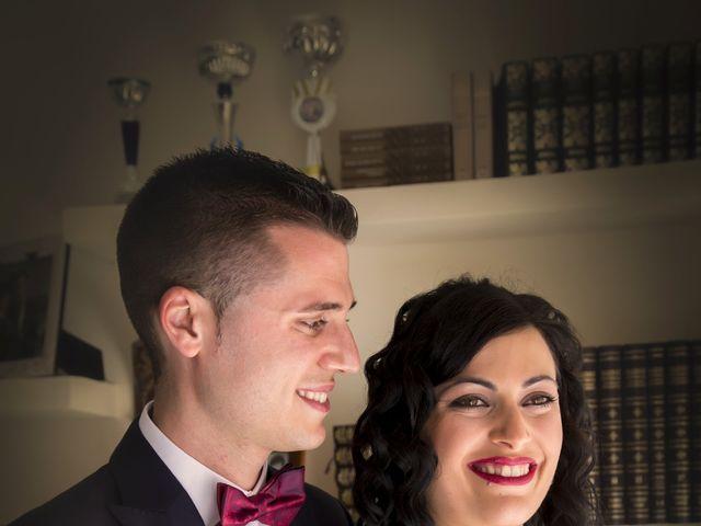 La boda de Domingo y Sara en Campillo De Altobuey, Cuenca 13