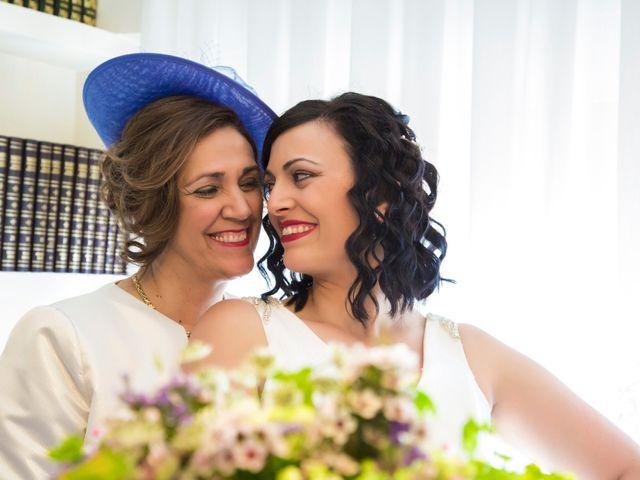 La boda de Domingo y Sara en Campillo De Altobuey, Cuenca 15