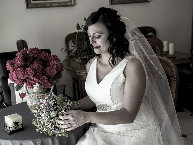 La boda de Domingo y Sara en Campillo De Altobuey, Cuenca 17