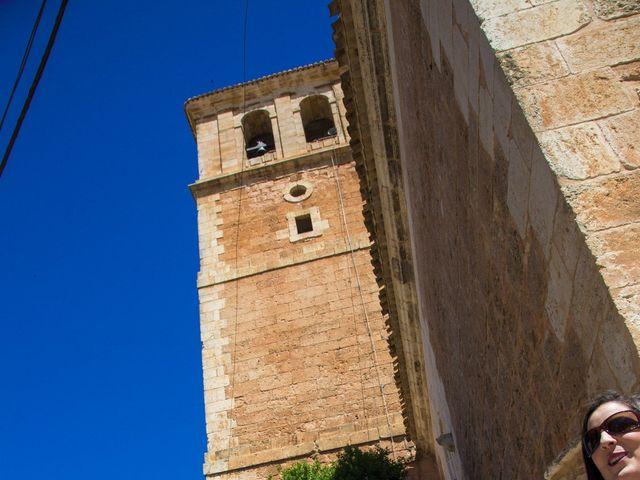 La boda de Domingo y Sara en Campillo De Altobuey, Cuenca 24