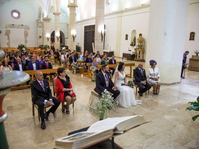 La boda de Domingo y Sara en Campillo De Altobuey, Cuenca 26