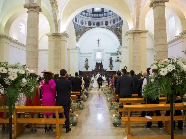 La boda de Domingo y Sara en Campillo De Altobuey, Cuenca 27