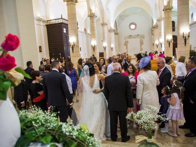 La boda de Domingo y Sara en Campillo De Altobuey, Cuenca 29