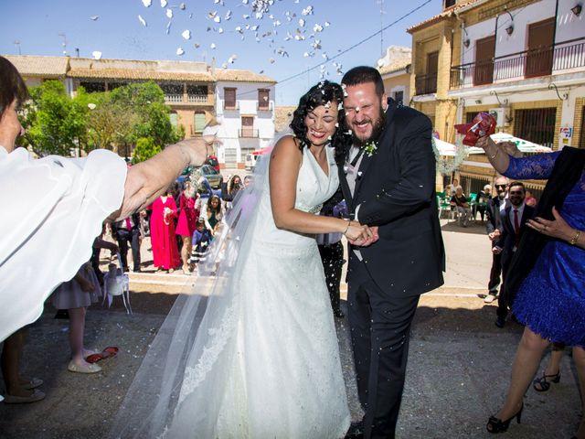 La boda de Sara y Domingo