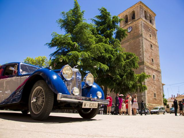 La boda de Domingo y Sara en Campillo De Altobuey, Cuenca 34