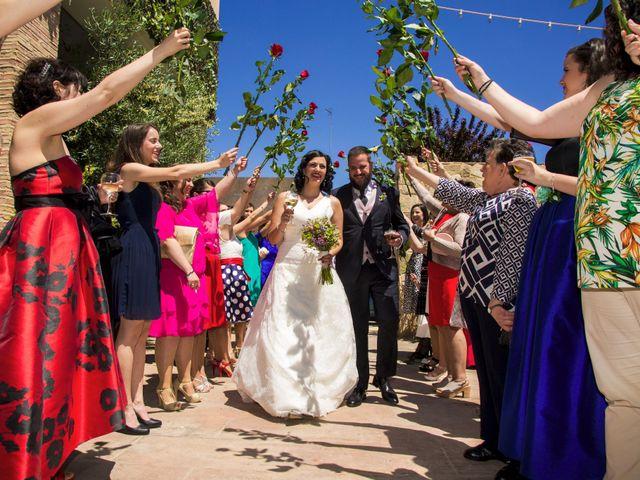 La boda de Domingo y Sara en Campillo De Altobuey, Cuenca 35