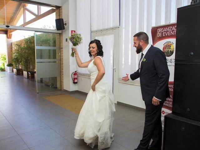 La boda de Domingo y Sara en Campillo De Altobuey, Cuenca 36