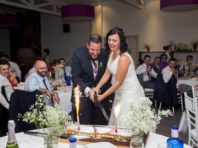La boda de Domingo y Sara en Campillo De Altobuey, Cuenca 37