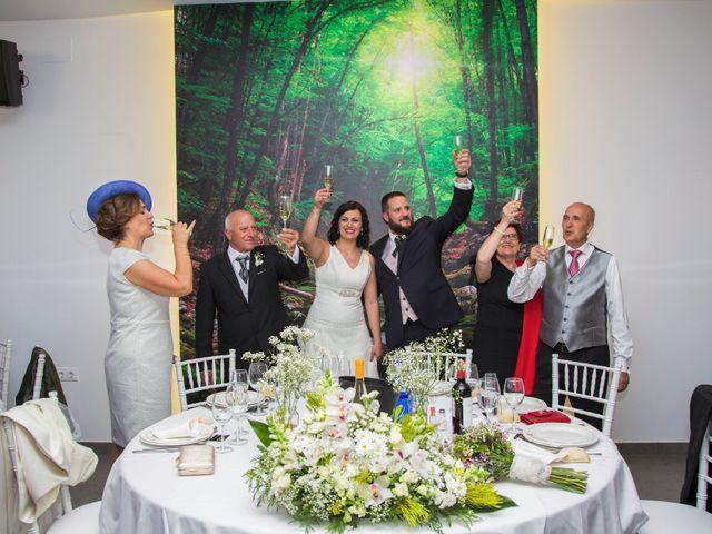 La boda de Domingo y Sara en Campillo De Altobuey, Cuenca 38