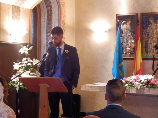 La boda de David  y Estrella  en Soto Del Barco, Asturias 4