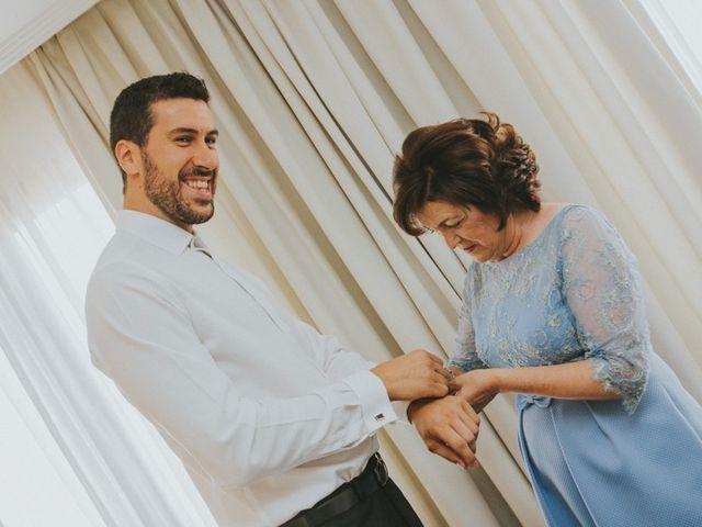La boda de Alberto y Ana Belén en Ballesteros De Calatrava, Ciudad Real 9