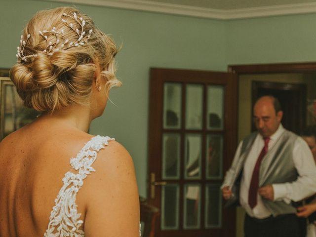 La boda de Alberto y Ana Belén en Ballesteros De Calatrava, Ciudad Real 22