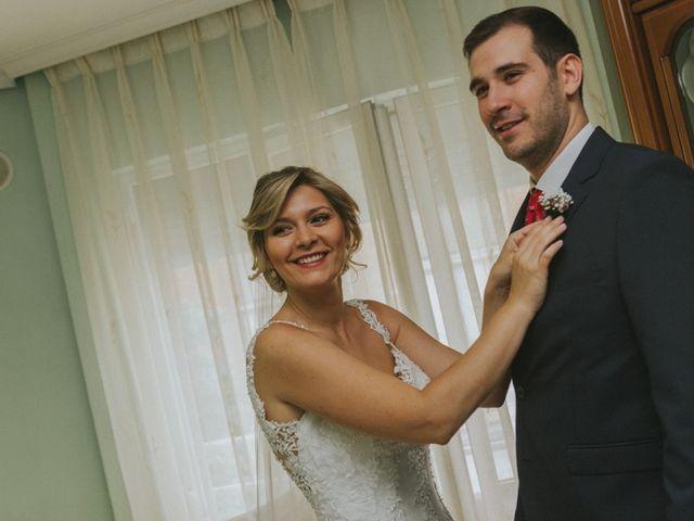 La boda de Alberto y Ana Belén en Ballesteros De Calatrava, Ciudad Real 23
