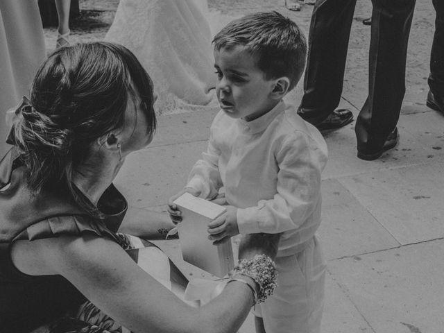 La boda de Alberto y Ana Belén en Ballesteros De Calatrava, Ciudad Real 35