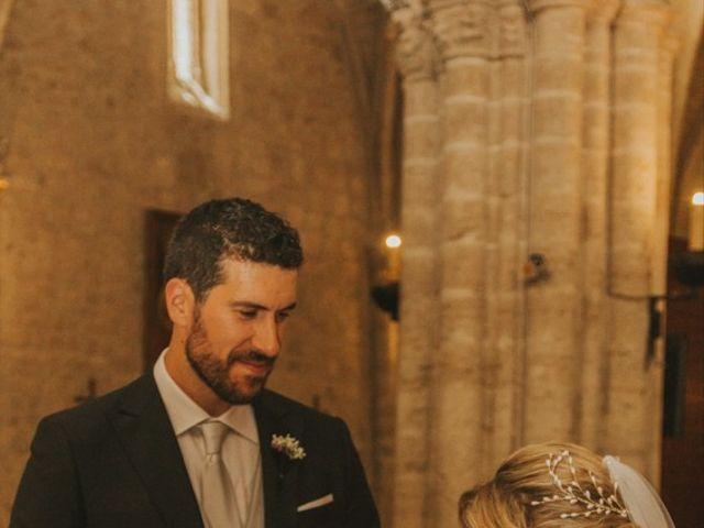 La boda de Alberto y Ana Belén en Ballesteros De Calatrava, Ciudad Real 38