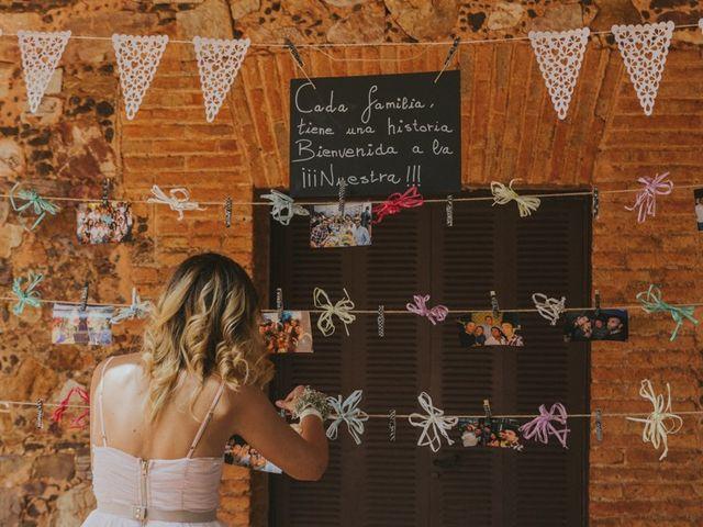 La boda de Alberto y Ana Belén en Ballesteros De Calatrava, Ciudad Real 48