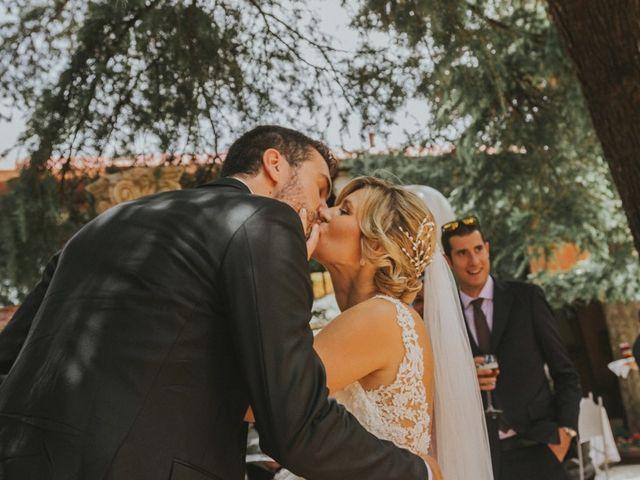 La boda de Alberto y Ana Belén en Ballesteros De Calatrava, Ciudad Real 49