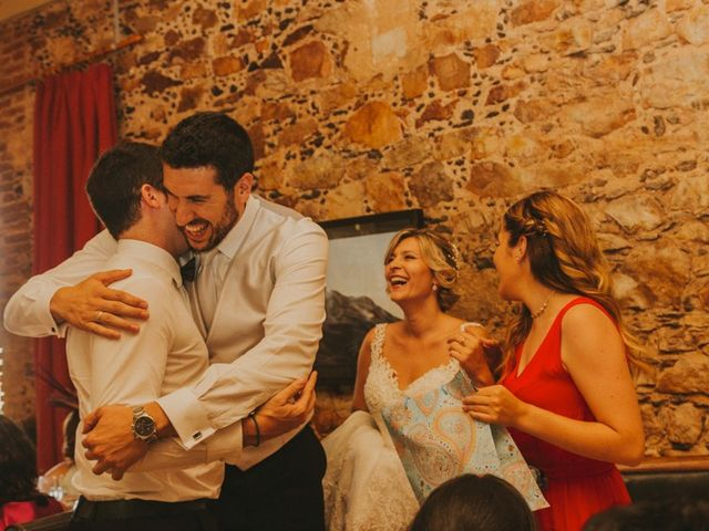 La boda de Alberto y Ana Belén en Ballesteros De Calatrava, Ciudad Real 52