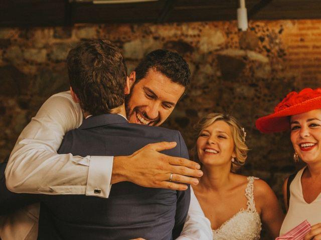 La boda de Alberto y Ana Belén en Ballesteros De Calatrava, Ciudad Real 54