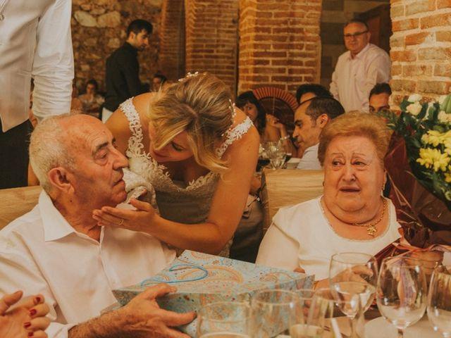 La boda de Alberto y Ana Belén en Ballesteros De Calatrava, Ciudad Real 55