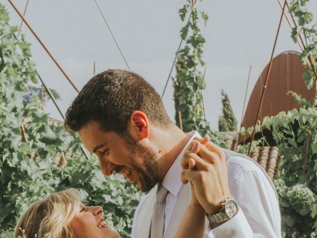 La boda de Alberto y Ana Belén en Ballesteros De Calatrava, Ciudad Real 62