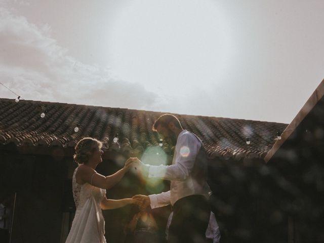 La boda de Alberto y Ana Belén en Ballesteros De Calatrava, Ciudad Real 63