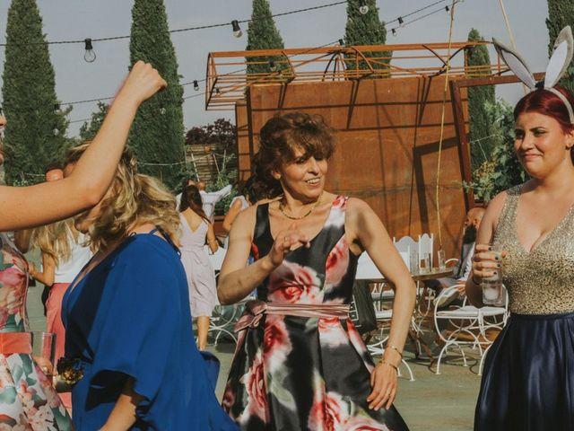 La boda de Alberto y Ana Belén en Ballesteros De Calatrava, Ciudad Real 67