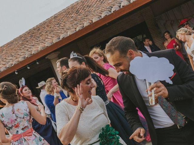 La boda de Alberto y Ana Belén en Ballesteros De Calatrava, Ciudad Real 69