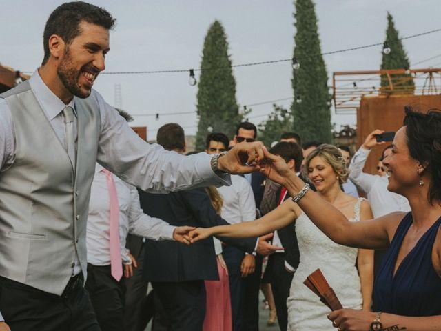 La boda de Alberto y Ana Belén en Ballesteros De Calatrava, Ciudad Real 70