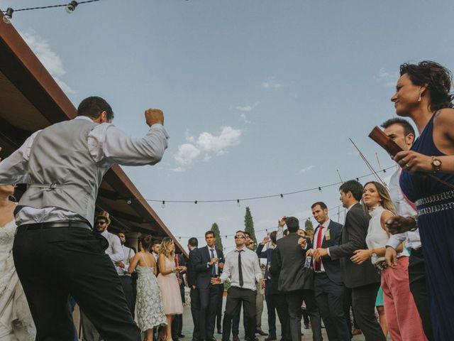 La boda de Alberto y Ana Belén en Ballesteros De Calatrava, Ciudad Real 71