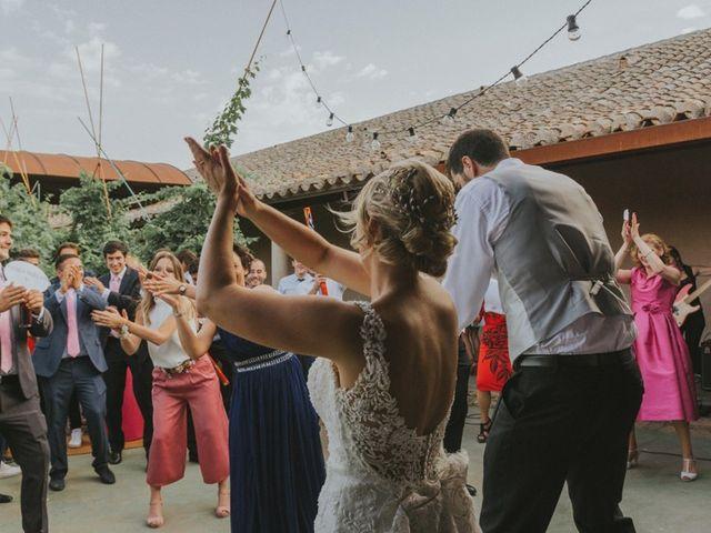 La boda de Alberto y Ana Belén en Ballesteros De Calatrava, Ciudad Real 72