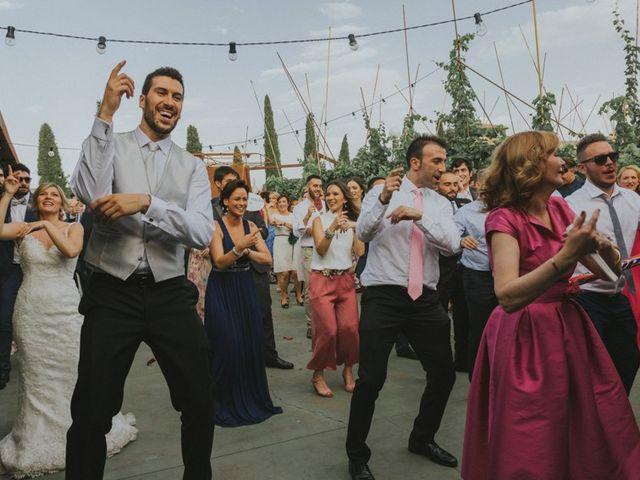 La boda de Alberto y Ana Belén en Ballesteros De Calatrava, Ciudad Real 73