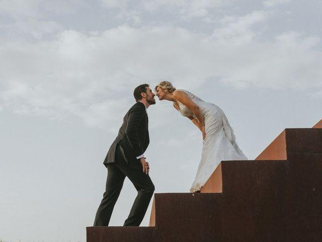 La boda de Alberto y Ana Belén en Ballesteros De Calatrava, Ciudad Real 79
